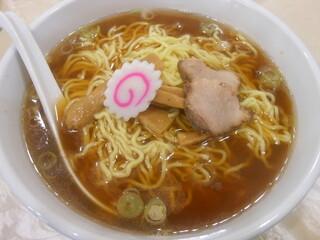 赤坂味一 - 「中華ソバ」(500円)です