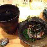 壱厘酒蔵 - イカ納豆
