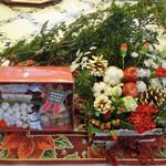 Pio - ママ作:クリスマスのアレンジ