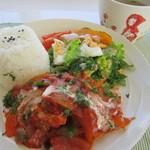 3rd フロア - チキンのトマト煮込み