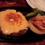 33817651 - チーズハンバーグステーキ 1980円