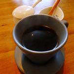 33821300 - モーニングセットにオプションのドリンクでホットコーヒー