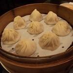 蘇杭餐廳 - 料理写真:小籠包