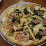 Pizzeria da Ciruzzo - ハーフアンドハーフ