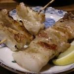 鶏ジロー - ヤゲンナンコツ、豚バラ
