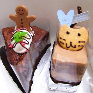 シャノワール - 料理写真:ケーキ