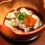 よふけ - 料理写真:酢ガキうま!