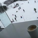 雪カフェ マルモ - 料理写真: