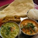インディアンダイニング カルカ - 料理写真:
