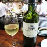 コロッセオ中目黒 - 白ワイン