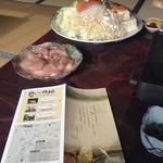 33830257 - 味噌なべ(3500円、温泉付)