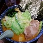33830521 - 辛子味噌キャベツラーメン