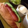 時代家 - 料理写真:Cのホットドッグモーニング