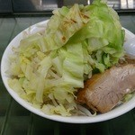 ぎょうてん屋 - ぎ郎(野菜マシ) 800円