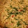 東京ベイサイドクラブ - 料理写真:コラトゥーラを使ったスパゲッティ