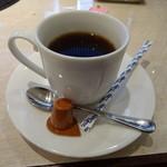 あら川 - 2014.12 ランチセット:コーヒー