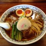 新函館ラーメン きらら - 醤油ラーメン