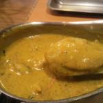 カレーレストラン シバ - ぷっくり牡蠣