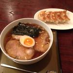 櫻喜 - チャーシューメン&焼きギョーザ