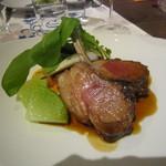 イタリアーノ プント ワイン&幸 - 「仔羊のオーブン焼き」