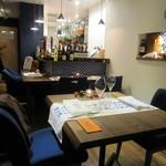 イタリアーノ プント ワイン&幸 - 家庭的な雰囲気