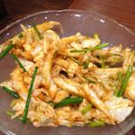 焼肉 KUTARO - 生キムチサラダ
