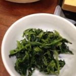 焼肉 KUTARO - ほうれん草のナムル