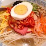 聖和苑 - 冷麺(*^^*)