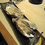 さかなかや - 石巻産の生牡蠣