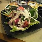 さかなかや - 京菜サラダ