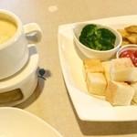 Daiju - チーズフォンデュ
