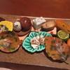 鈴乃希 - 料理写真:八寸はいかにも秋といった感じ