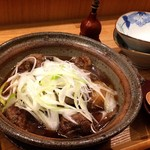 小太郎 - 牛すじの味噌煮込み