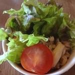カフェ・うーるー - サラダ