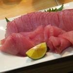 かわなみ鮨 - 鰤刺身