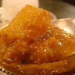 ダルマサーガラ - サンバル(豆と野菜のカレー)