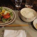 モカンボクラブ - 焼肉セット(和風おろし)