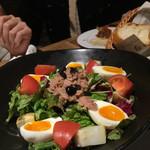 肉ビストロ 2986 - ニース風サラダ