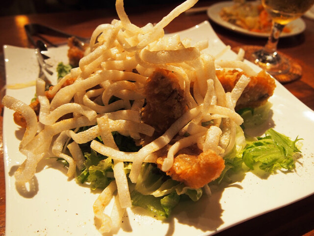バリラックス ザ ガーデン 新宿の料理の写真