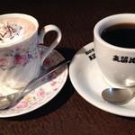 支留比亜珈琲店 - ウィンナーコーヒーとブレンド☆