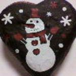 アンデルセン - クリスマスデニッシュハート