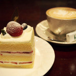 ドゥ マゴ パリ - ショートケーキ