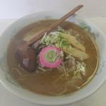一なり食堂 - 料理写真:味噌ラーメン