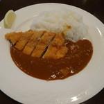カレー専門店 グウ - チキンカレー1000円