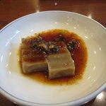 ヤンさんの台所 - 豆腐?2014/12