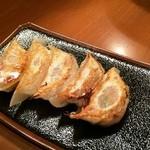 33856335 - 餃子定食の餃子