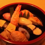 33857424 - H26/12にぎり寿司