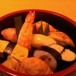 33857440 - H26/12にぎり寿司