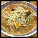 らーめん 花楽 - サンマー麺