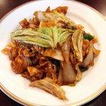麗人飯店 - 回鍋肉